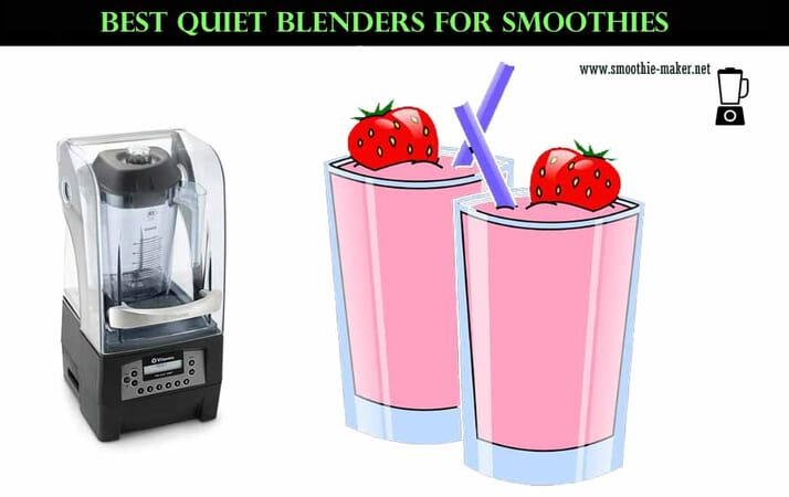 Best Quiet Blender for Smoothies