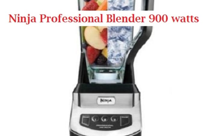 ninja professional blender 900 watts